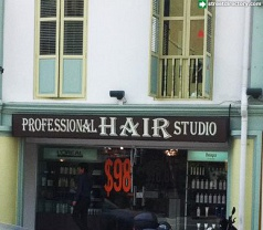 Professional Hair Studio Photos