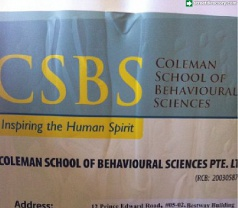 Coleman School of Behavioural Sciences Pte Ltd Photos