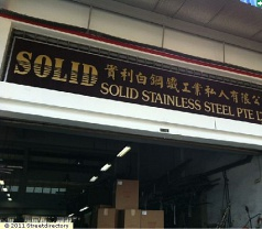 Solid Stainless Steel Pte Ltd Photos
