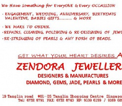 Zendora Jewellers Photos