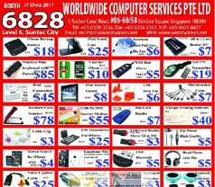 Worldwide Computer Services Pte Ltd Photos