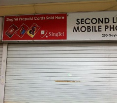 Second Line Mobile Phone Photos