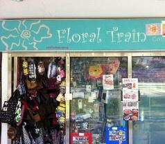 Floral Train Photos