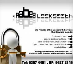 A Aabee Locksmith Photos