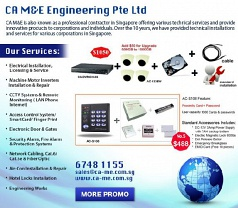 CA M&E Engineering Pte Ltd Photos