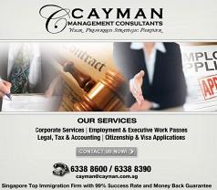 Cayman Management Consultants Pte Ltd Photos