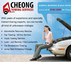 Cheong Towing Services Photos