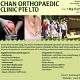Chan Orthopaedic Clinic Pte Ltd (Gleneagles Medical Centre)