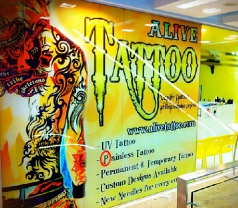 Alive Tattoo Studio Photos