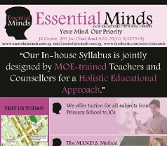 Essential Minds Tutorial Centre Photos