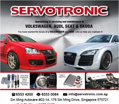 Servotronic Motor Workshop Pte Ltd Photos