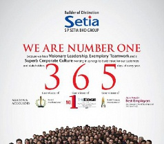 SP Setia Bhd Group Photos