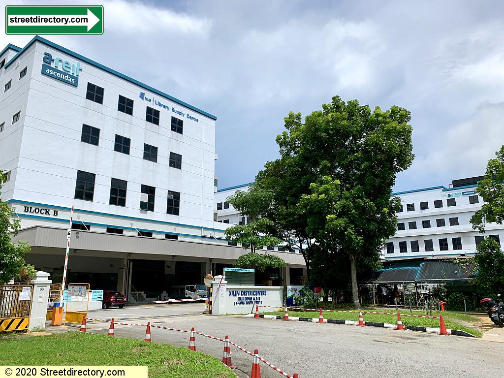 Xilin Districentre Building A