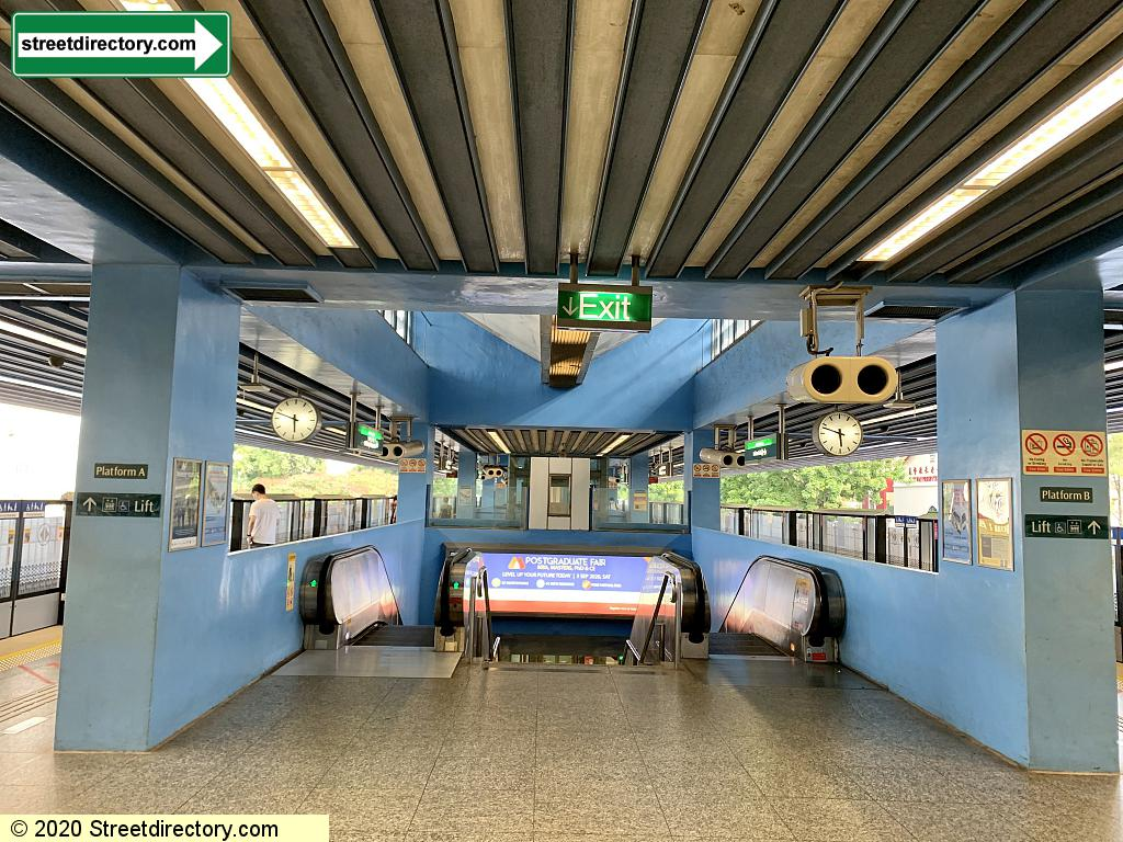 Queenstown MRT Station (EW19)