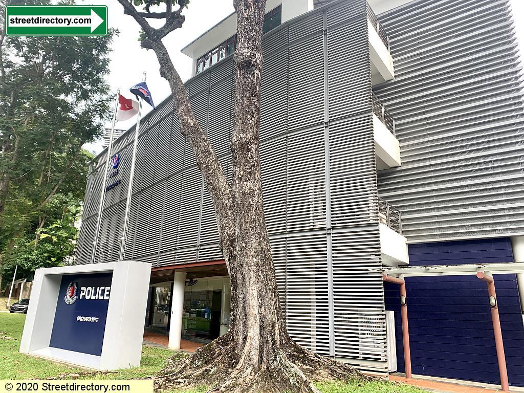 Orchard Neighbourhood Police Centre