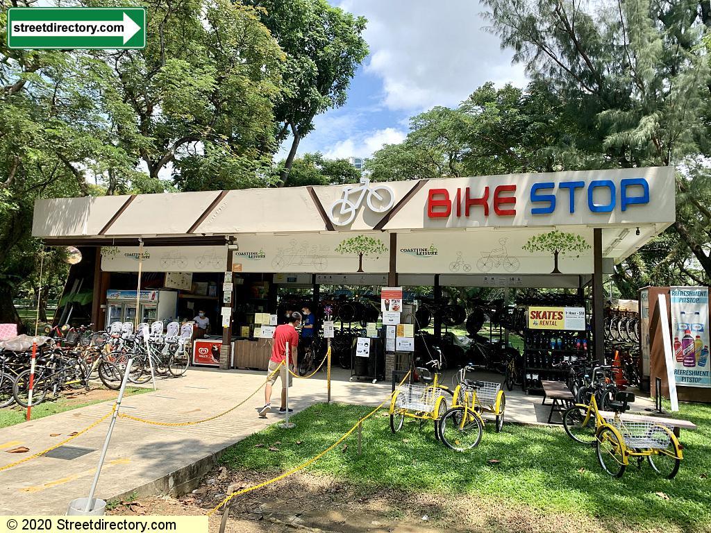 Bike Stop - East Coast Park