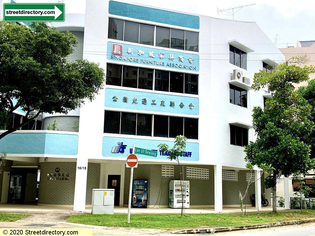 NTWU Building