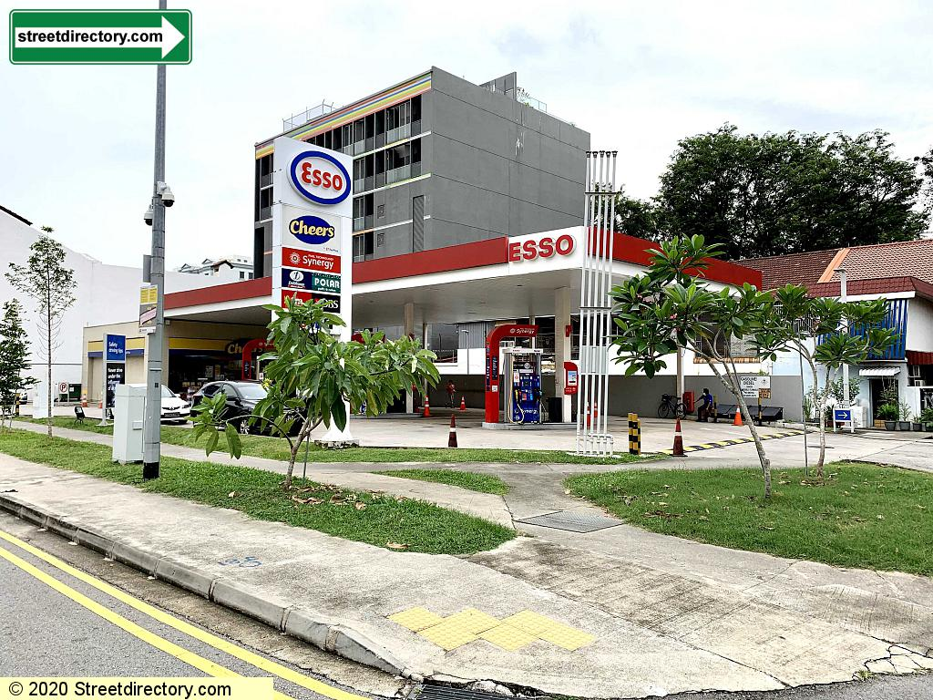 Esso Geylang Lorong 38 Service Station