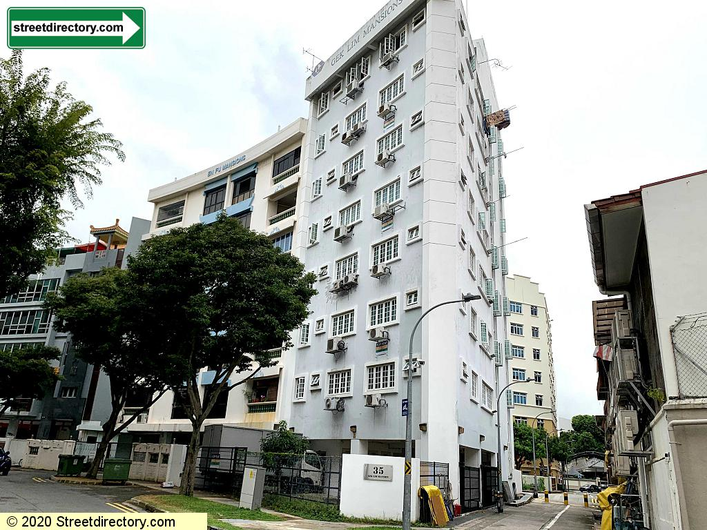 Gek Lim Mansions