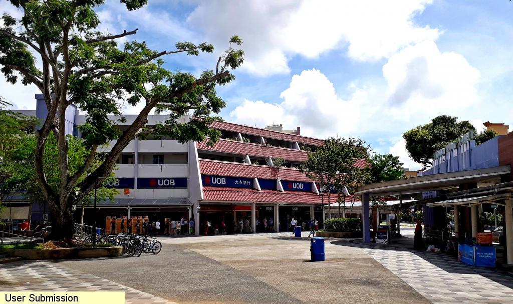 HDB Bedok Town Centre