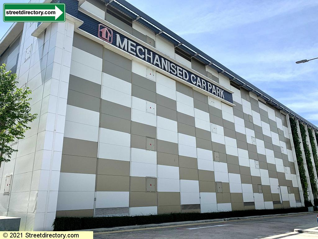 HDB Mechanised Carpark (Changi Village)