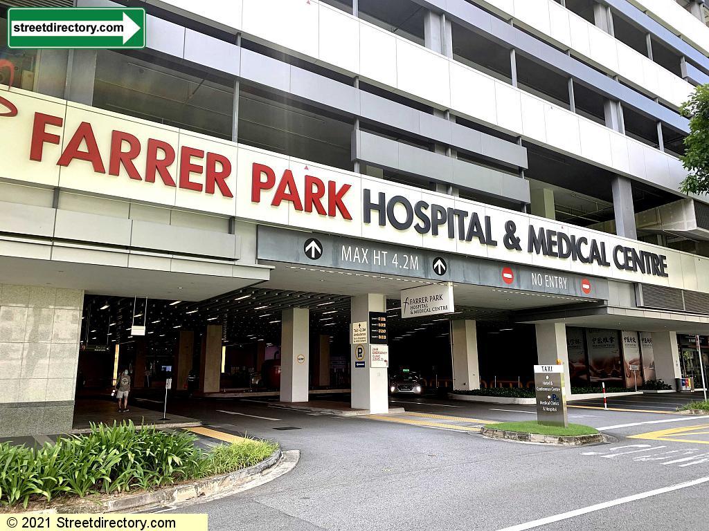 Farrer Park Hospital & Medical Centre