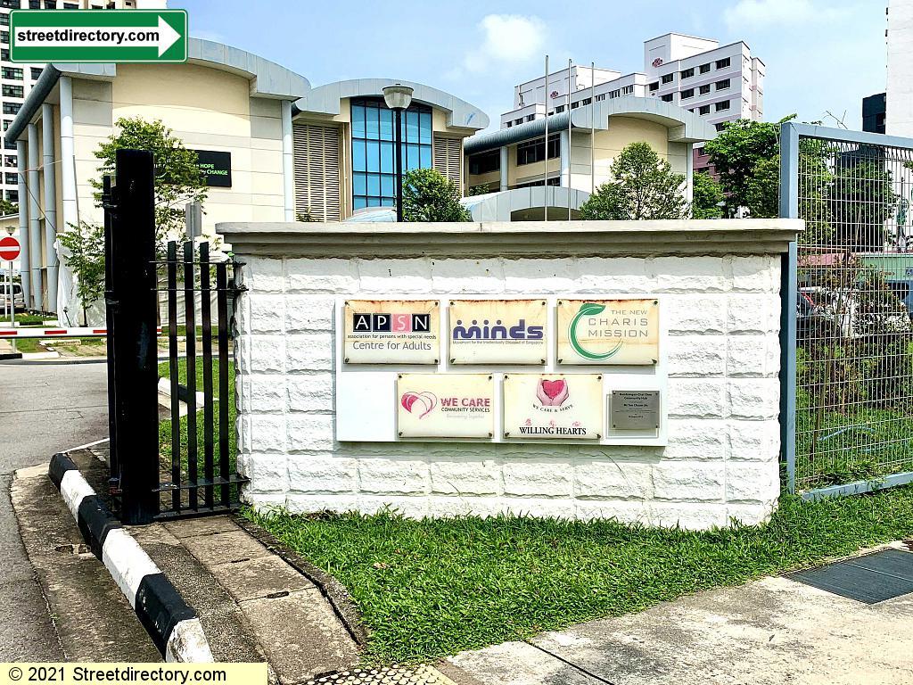 Kembangan-Chai Chee Community Hub