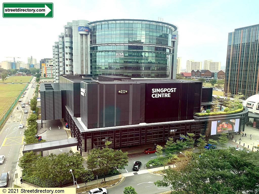 Singapore Post Centre