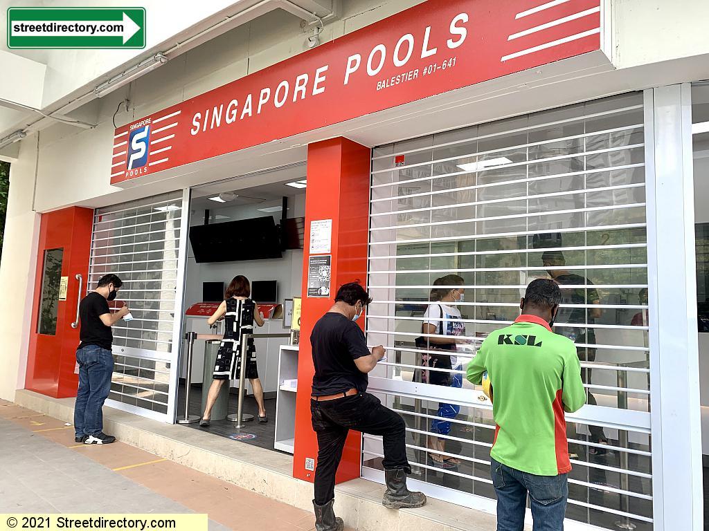 Singapore Pools Balestier Road Branch