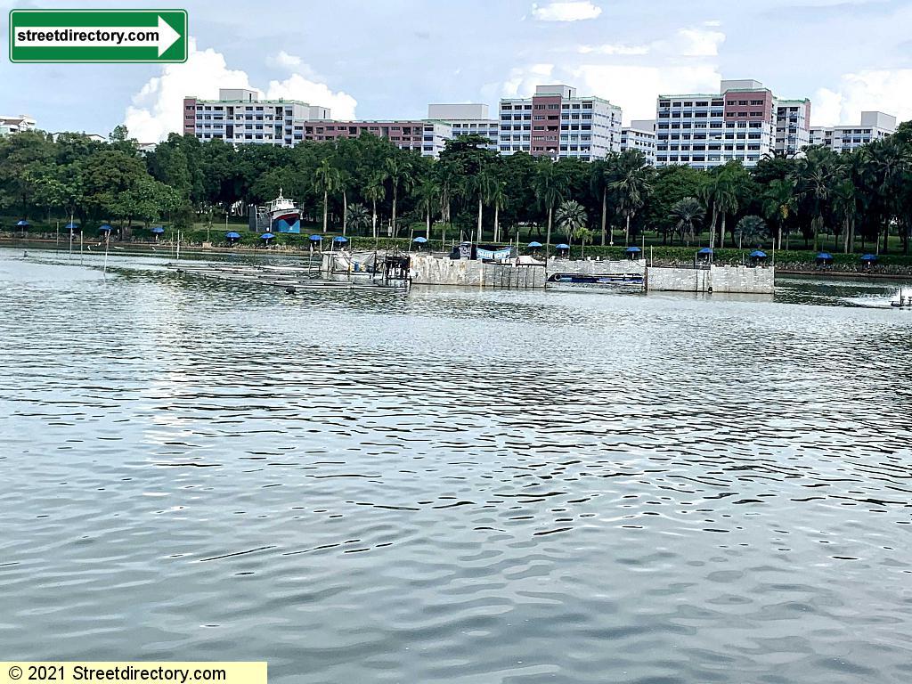 Paid Ponds - D'Best Recreation Saltwater Pond