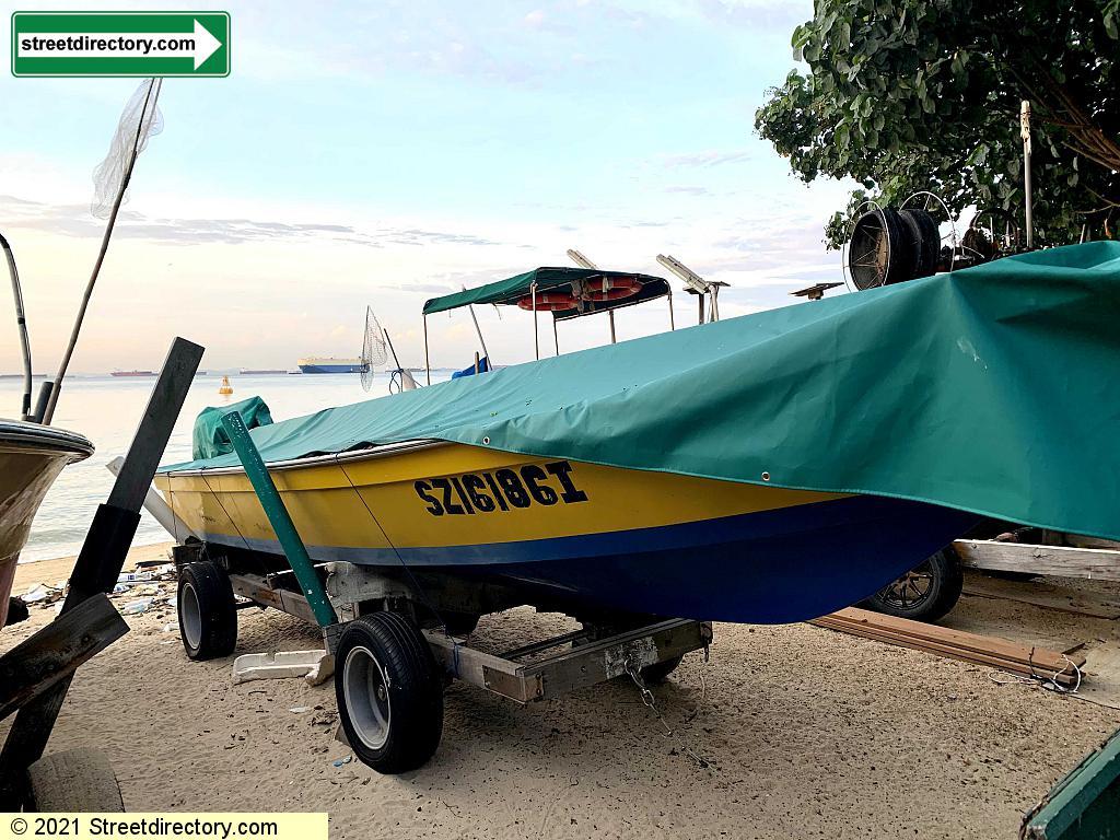 Boat Shed @ East Coast Park