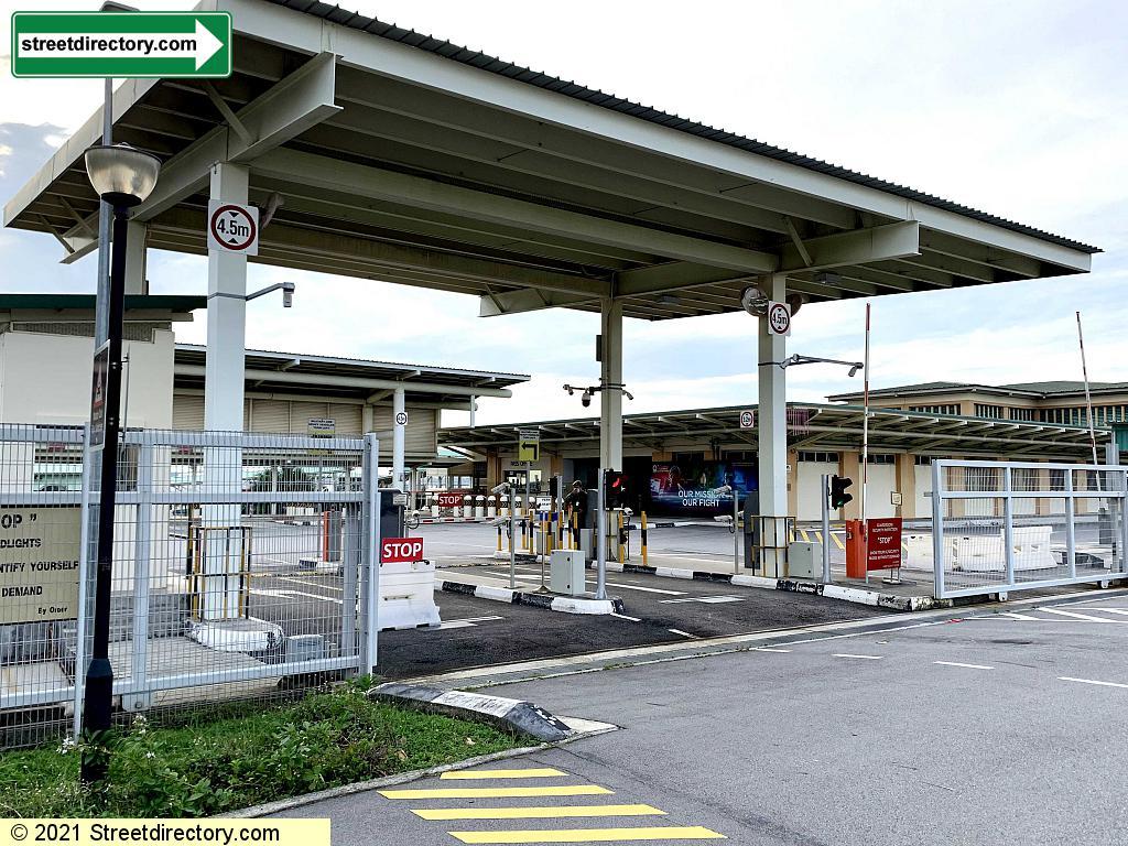 SAF Ferry Terminal