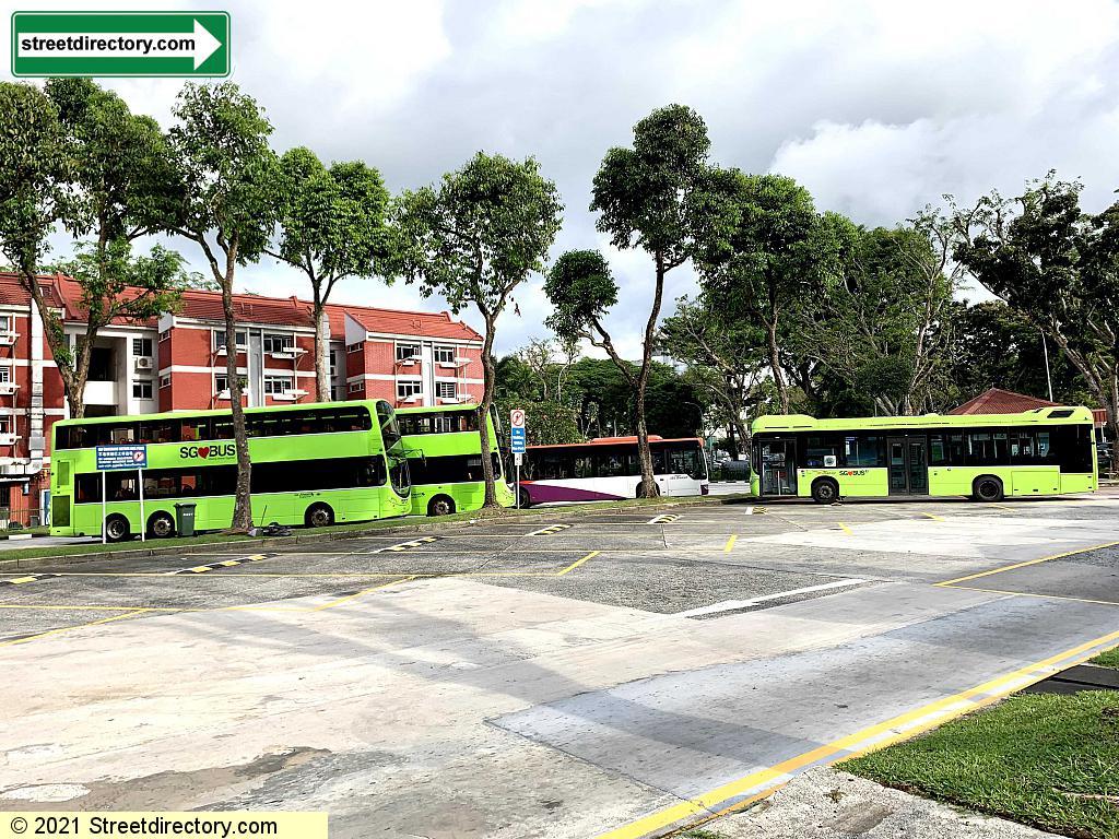 Changi Village Bus Terminal