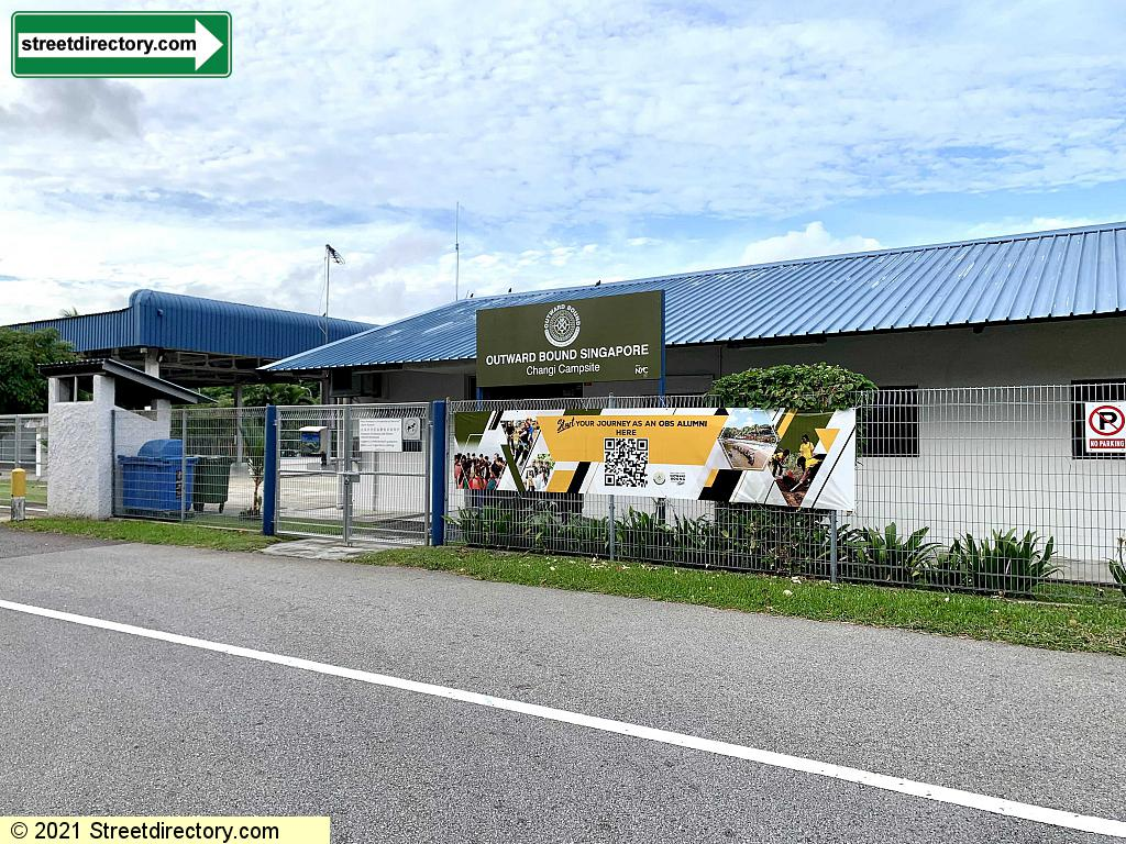 Outward Bound Singapore (Changi Campsite)