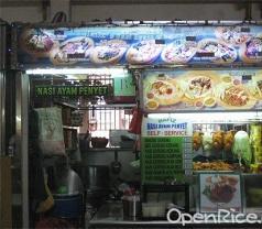 Hafiz's Nasi Ayam Satay Stall Photos