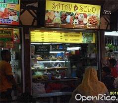Satay Solo Photos