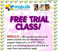 Misulo Children Arts Adventure Photos