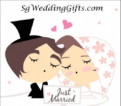 SG Wedding Gifts Photos