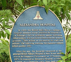 Alexandra Hospital Photos