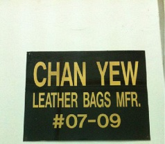 Chan Yew Leather Bags Manufacturer Photos