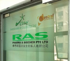 RAS PHARMA & BIOCHEM Pte Ltd Photos