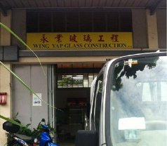 Wing Yap Glass Construction Photos
