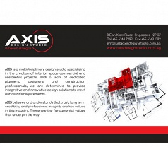 Axis Design Studio Pte Ltd Photos