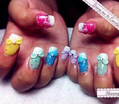 Shining Nails Photos