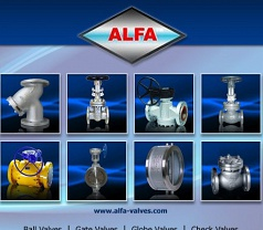 Alfa Valves Singapore MFG Photos