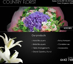 Country Florist Photos