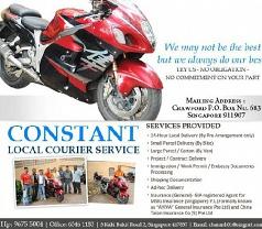 Constant Local Courier Service Photos