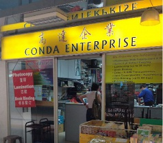 Conda Enterprise Photos