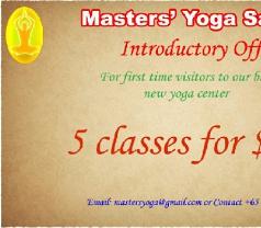 Masters' Yoga Sadhan Photos