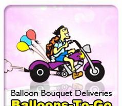Balloons-to-go Photos
